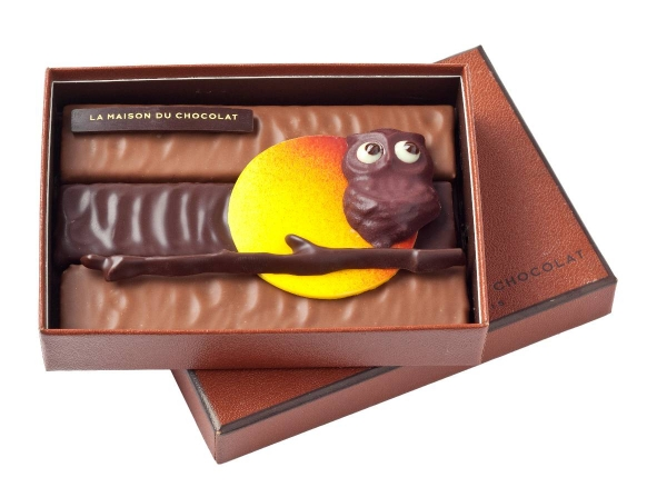 La Maison Du Chocolat -  ready for Halloween 2019..